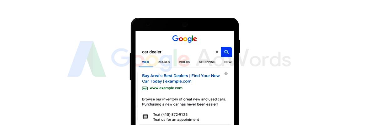 Google AdWords对点击聊天广告有新的功能调整