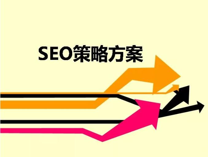 企业官网seo优化策略方案如何撰写?